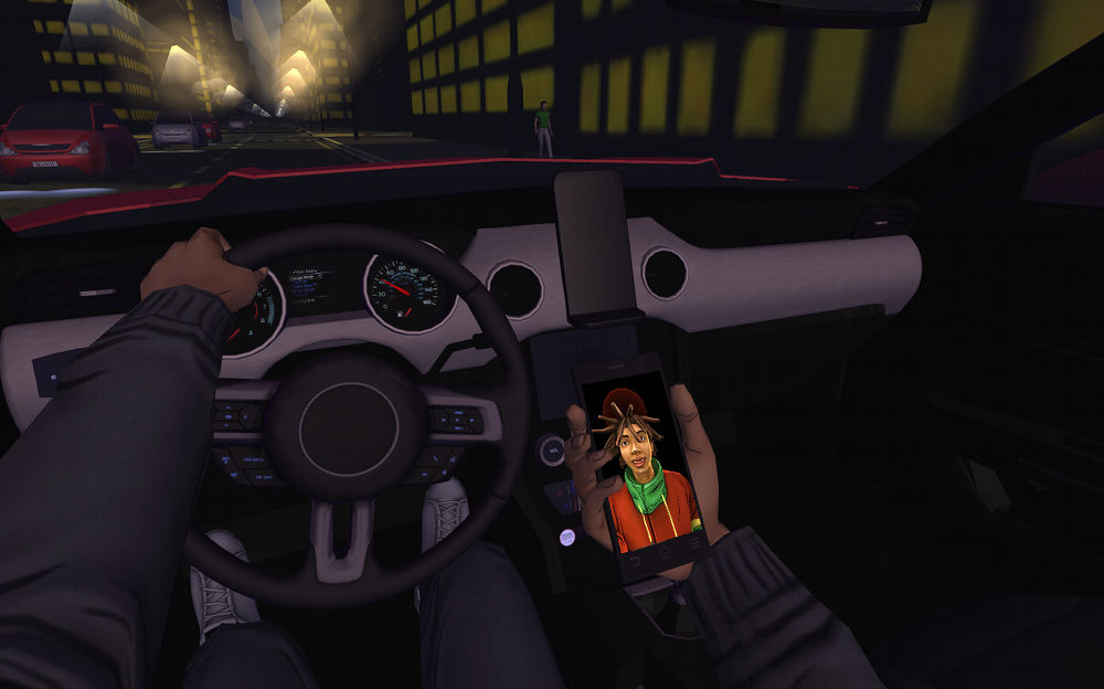 Ford и Google виртуальный фильм