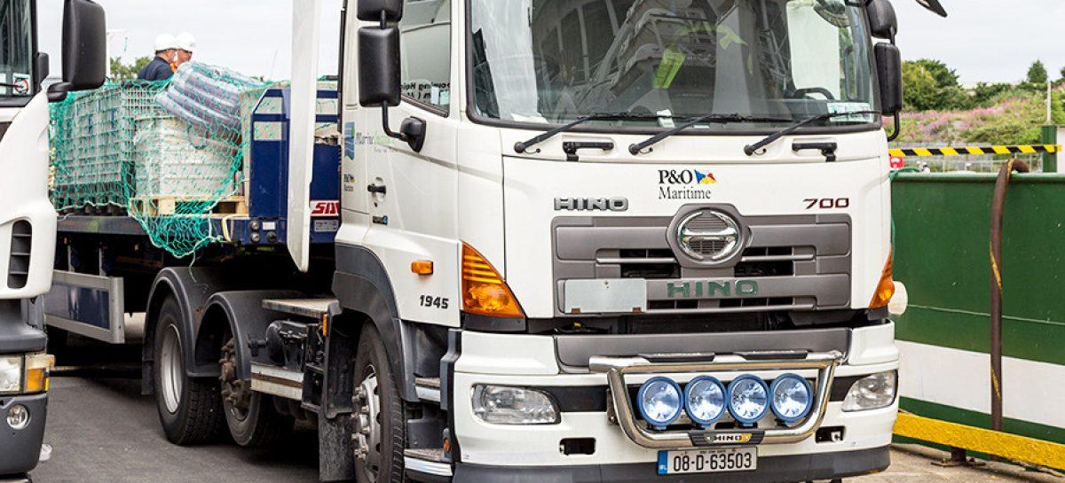 В Подмосковье будут производить японские грузовики