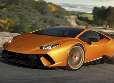 Новый рекорд Automobili Lamborghini
