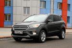 Ford Kuga – лидер продаж в России