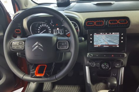 В очередь за Citroen C3 Aircross