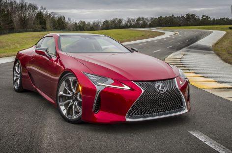 Приём заказов на Lexus LS уже начался