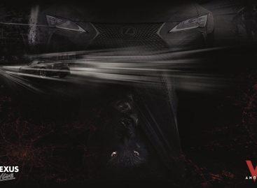 Lexus войдет в звездный состав фильма «Ампир V»