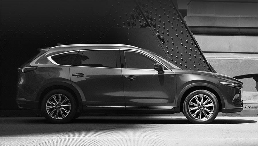 Mazda CX 8-2018