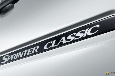 Отзыву подлежат Mercedes-Benz Sprinter Classic 909