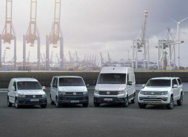Продажи коммерческие авто Volkswagen выросли на 22%