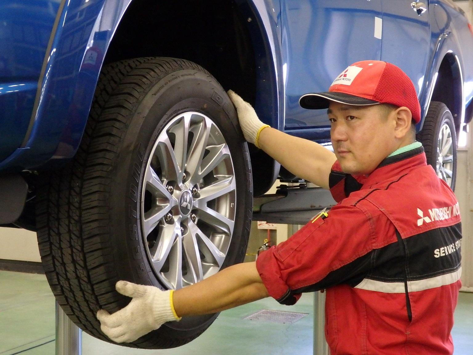 Mitsubishi Сервисный Караван