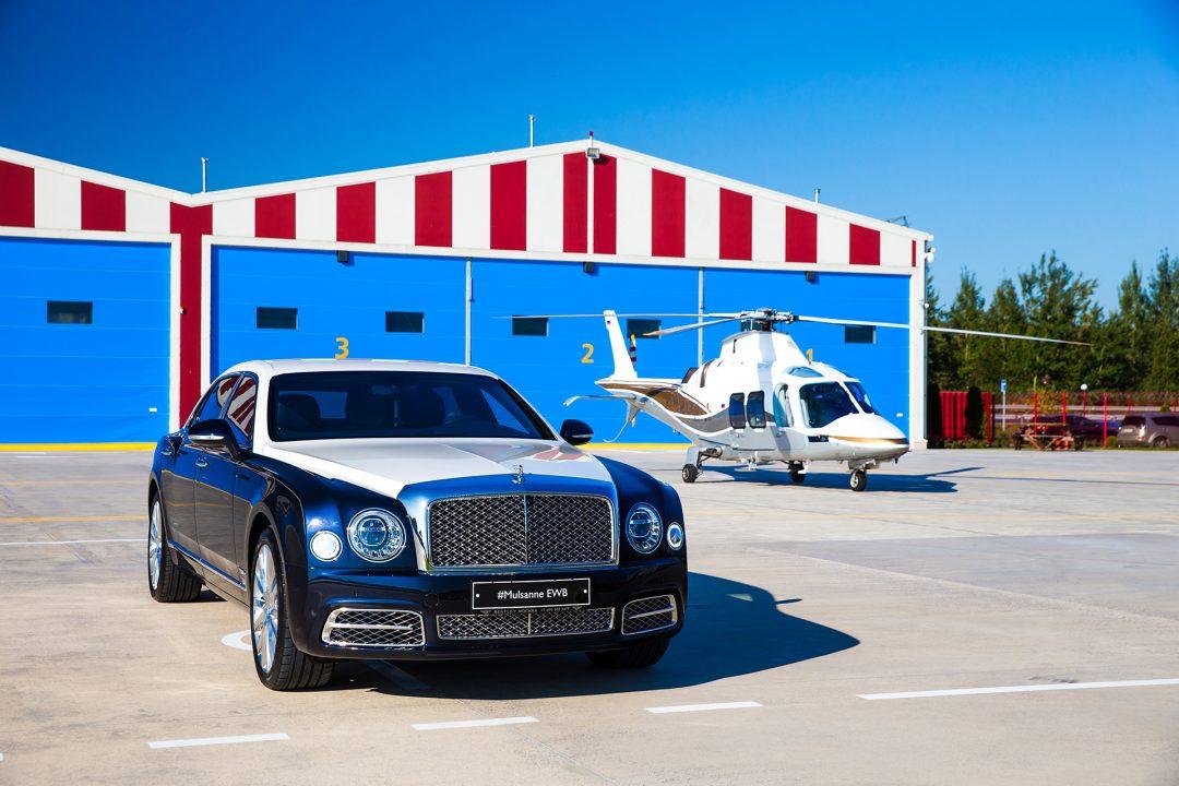 Bentley Mulsanne EWB Hallmark
