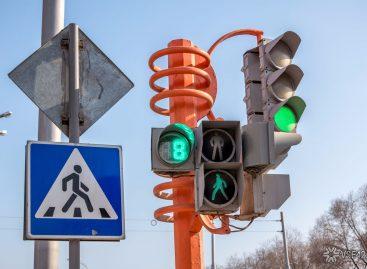 ЦОДД отрегулировал работу еще 30 светофоров