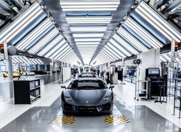 Lamborghini станет мощнее