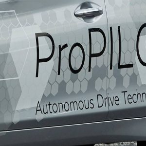 Nissan тестирует ProPILOT на Infiniti Q50