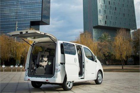 Премьера Nissan e-NV200