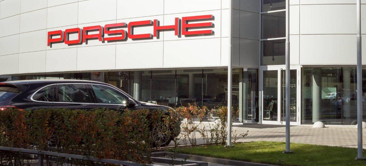 Открылся шоурум Porsche в Воронеже