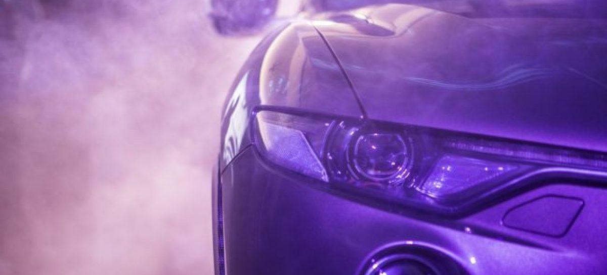 Презентация Maserati Levante by Larte Design