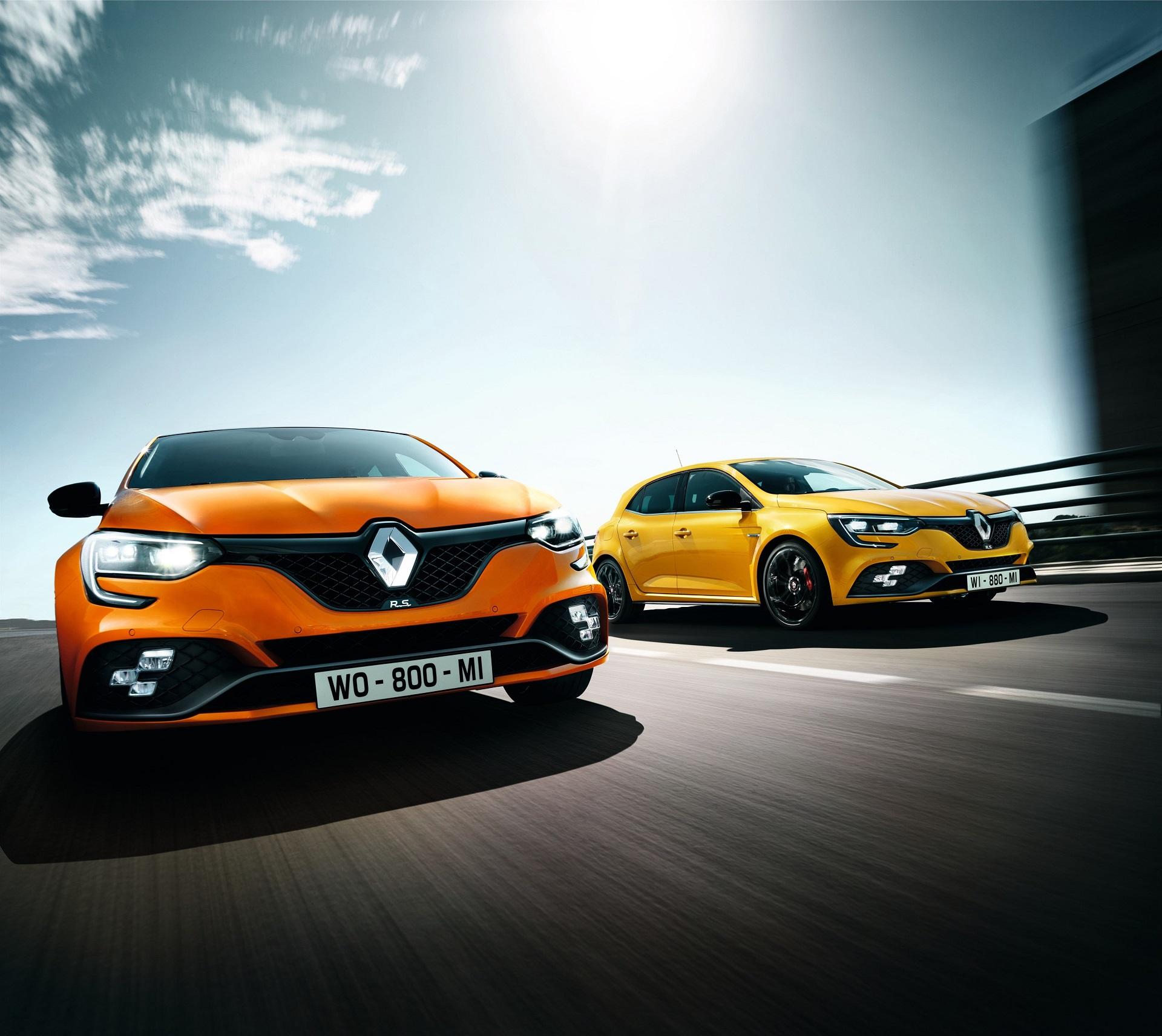 Renault Sport MEGANE R S