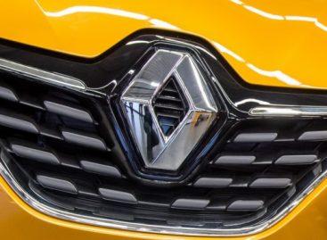 Кузовные запчасти Renault подешевели