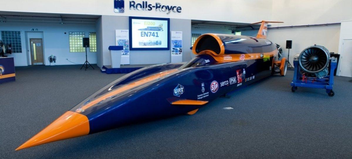 Испытан двигательRolls-Royce для сверхзвукового истребителя Eurofighter Typhoon