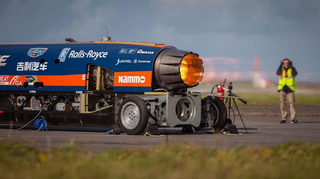 Rolls-Royce Eurofighter Typhoon, Bloodhound SCC