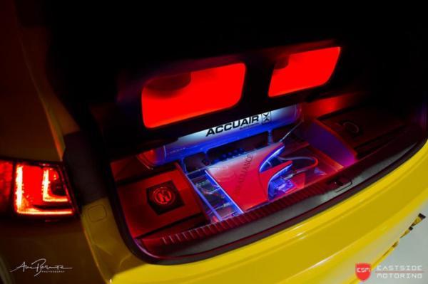 Седан Lexus IS by Eastside Motoring багажниик