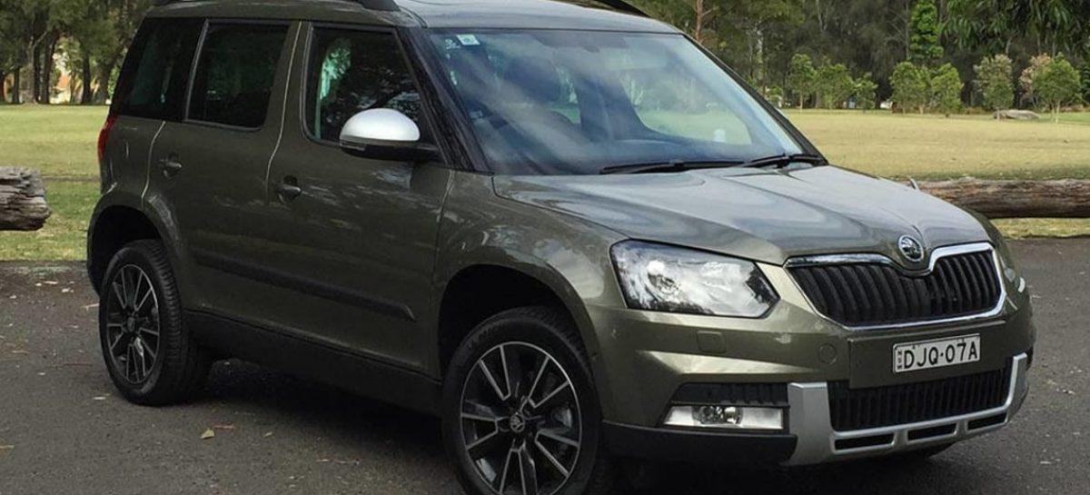 Skoda Yeti – самый экспортируемый автомобиль
