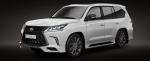 Новый внедорожник Lexus LX 570 Superior: старт продаж!