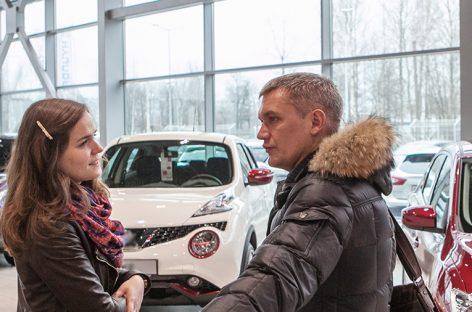 Автомобили в России дорожают