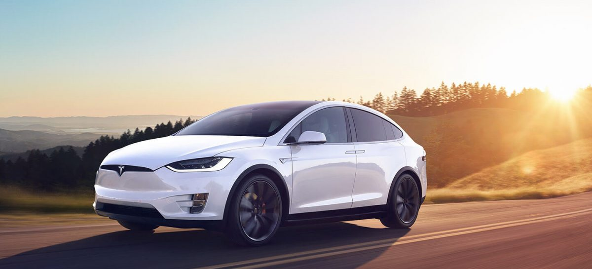 Цены на электромобили Tesla Model X и Model S снизят для китайского рынка
