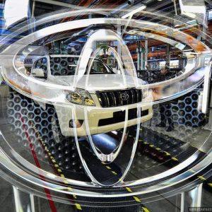 Бракованный металл мог попасть на конвейер Toyota