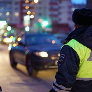Массовые облавы на нетрезвых водителей
