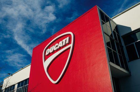 Ducati объявляет о новом импортере на российском рынке