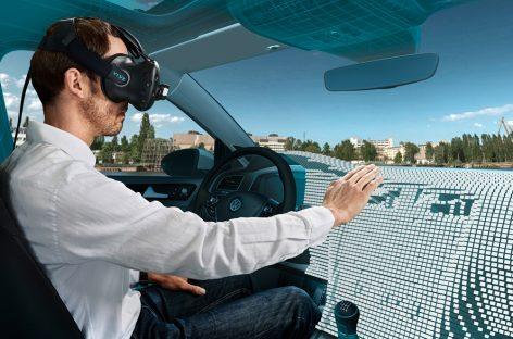 Виртуальный концепт-кар Volkswagen