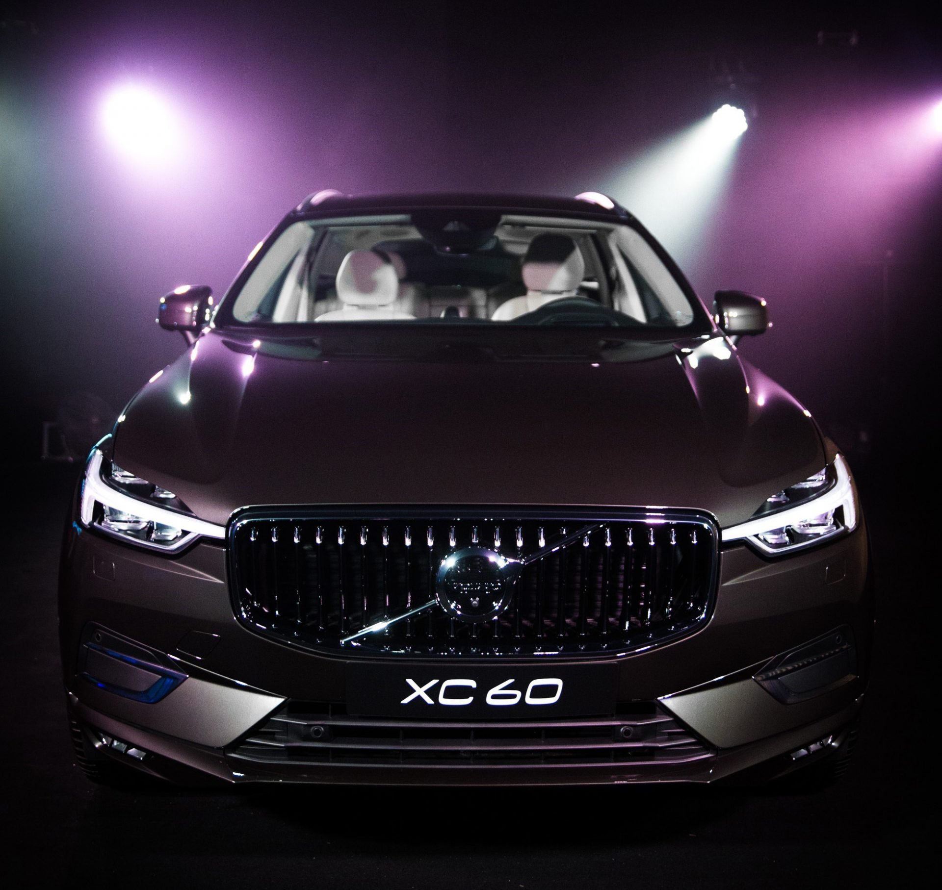 Volvo XC60 Moments