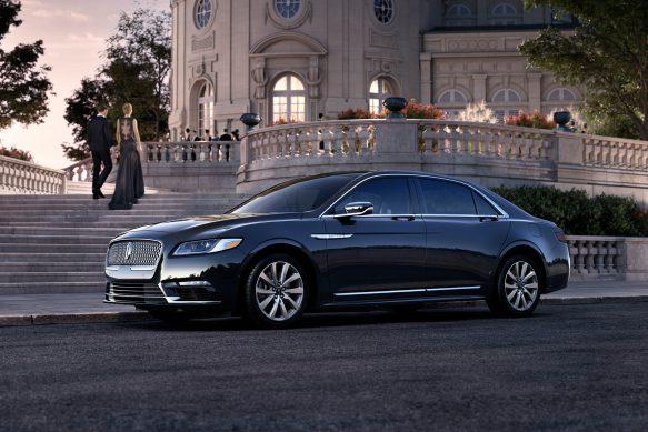 Родословная обязывает: Тест-драйв Lincoln Continental