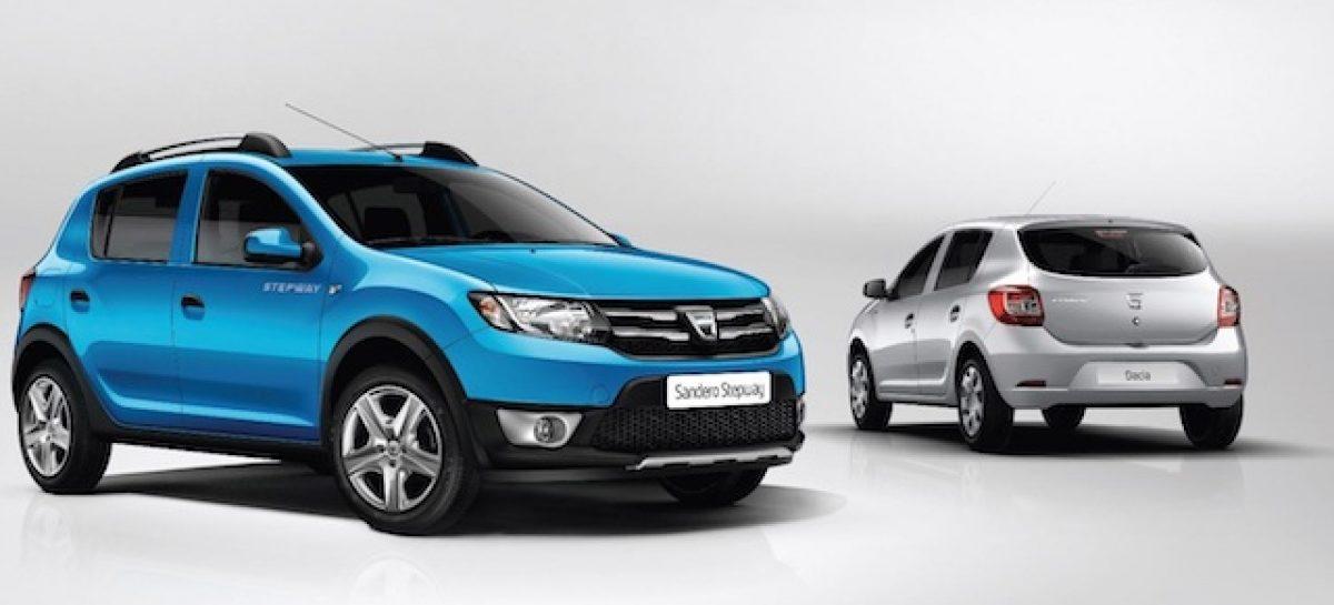 Renault Sandero поступит в продажу в 2019 году