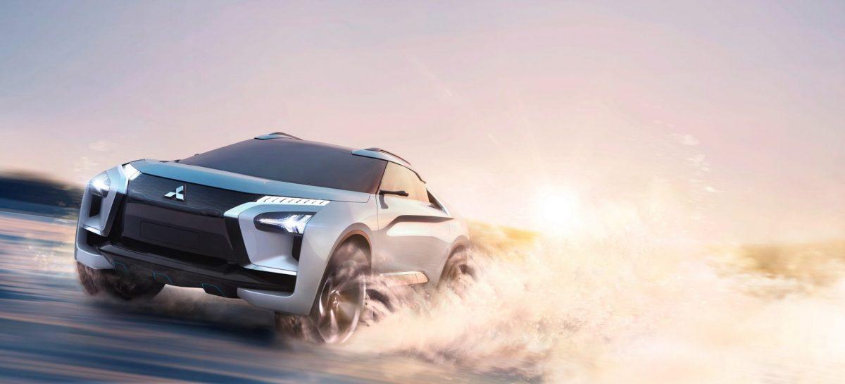 В Токийском автомобильном салоне состоялась премьера Mitsubishi e-Evolution