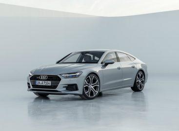Новый Audi А7 Sportback