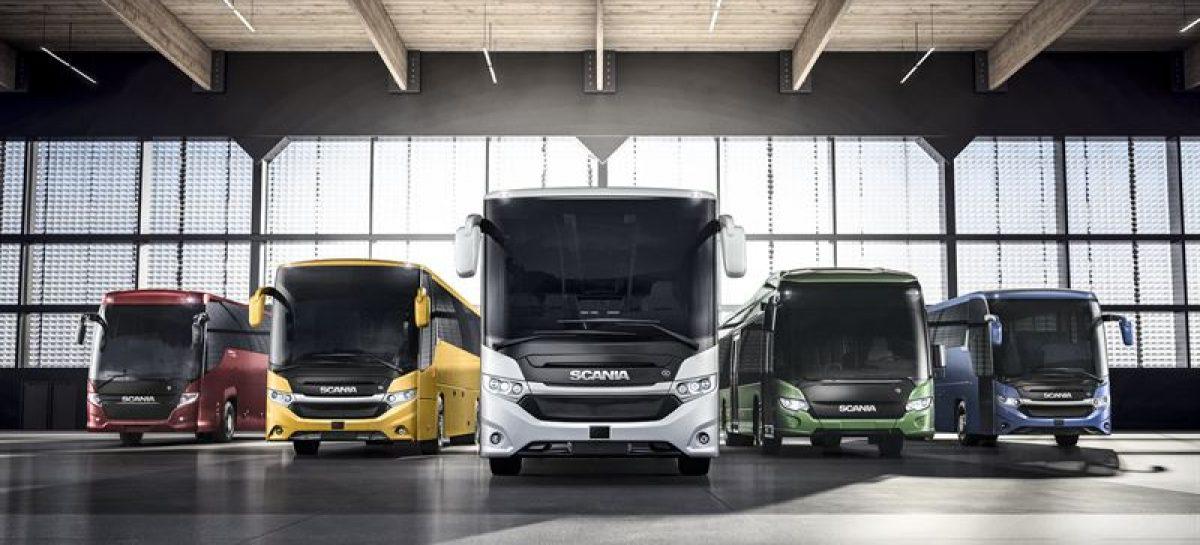 Scania представила новый гибридный автобус