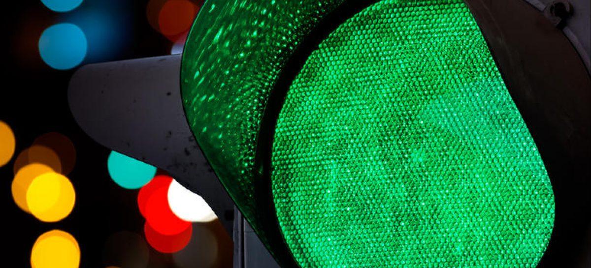 В столице изменили режим работы светофоров
