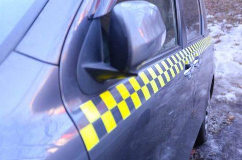 Таксисты помогают ГАИшникам