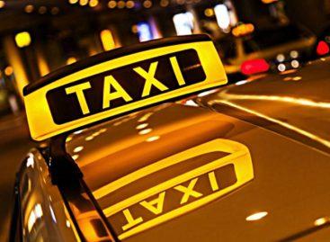 Минтранс поддержал предложение по установке тахографов в такси