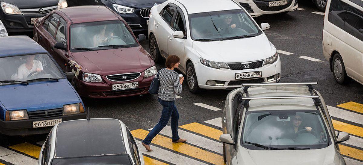 Скорость движения в Москве увеличилась — мэрия