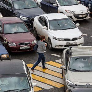 Скорость движения в Москве увеличилась - мэрия