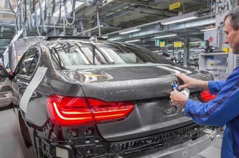 BMW планирует построить завод в России