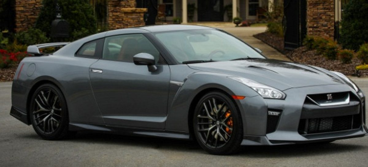 Новая версия Nissan GT-R