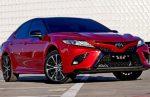 Рассекречены моторы Toyota Camry