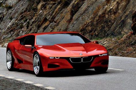 Суперкар от BMW