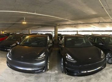 Ненужные Tesla