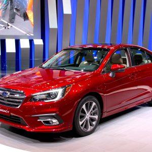 Рекордный рост продаж Subaru в марте и укрепление позиций на российском рынке
