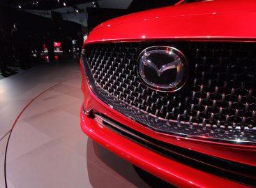 Обновленная Mazda6 в Лос-Анджелесе