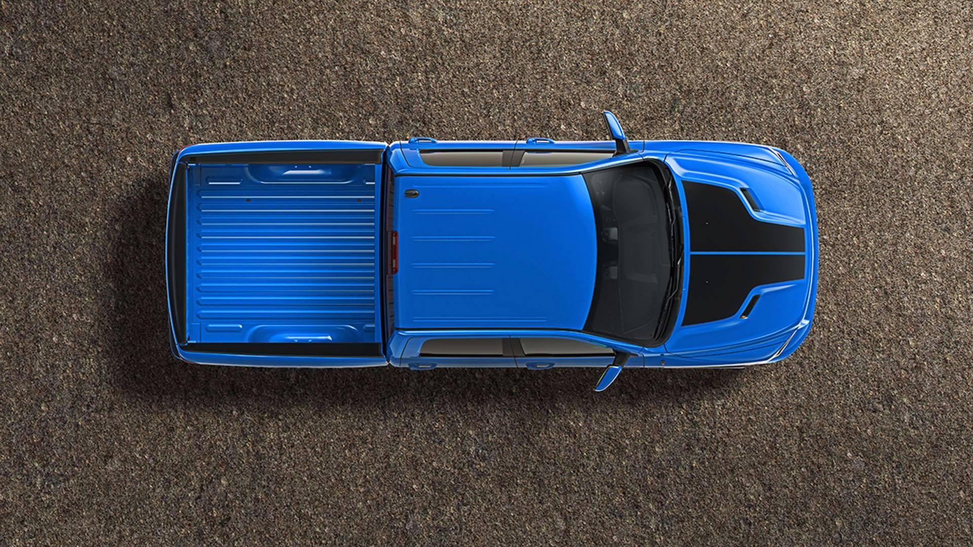 2018 Ram 1500 Blue Sport